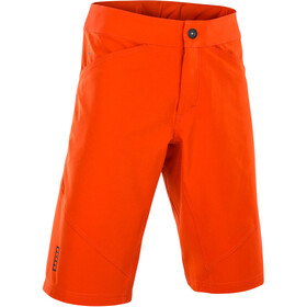 ION Scrub AMP Bike Shorts Men, rood